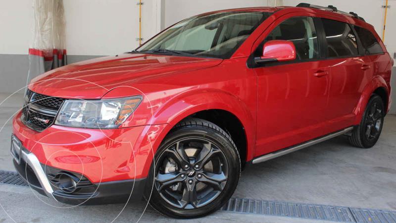 Foto Dodge Journey SXT Sport 2.4L 7 Pasajeros  usado (2018) color Rojo precio $350,000
