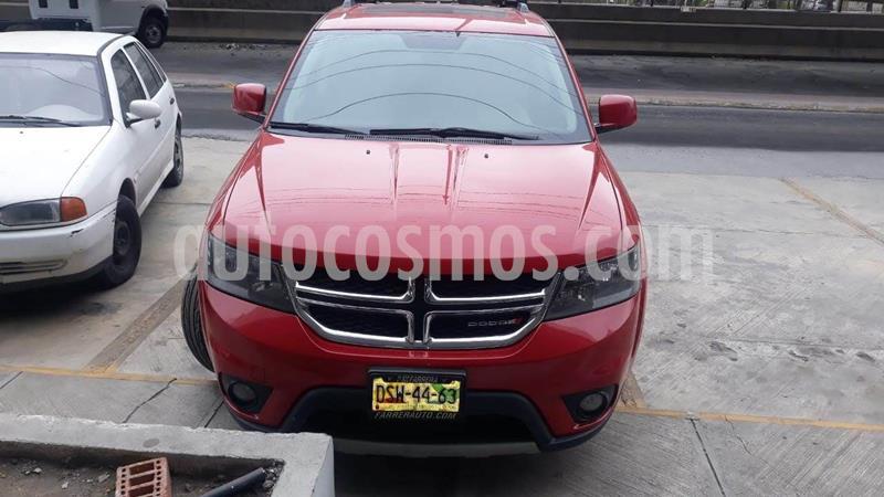 Dodge Journey R-T 3.6L usado (2016) color Rojo precio $279,900