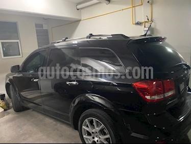 Dodge Journey GT 3.6L usado (2018) color Negro precio $390,000