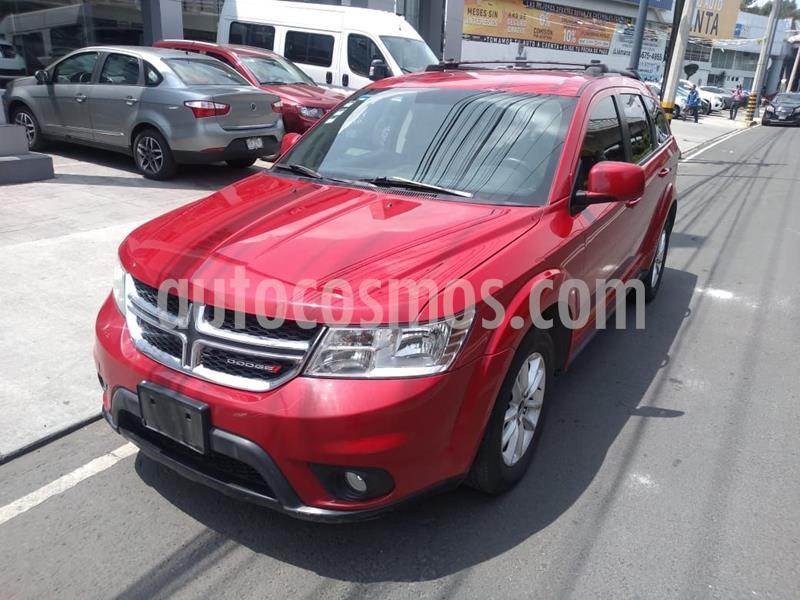 Dodge Journey SXT 2.4L 5 Pasajeros Plus usado (2015) color Rojo precio $208,000