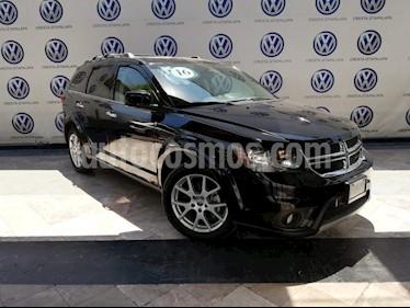 Foto venta Auto usado Dodge Journey R-T 3.5L (2016) color Negro precio $339,000