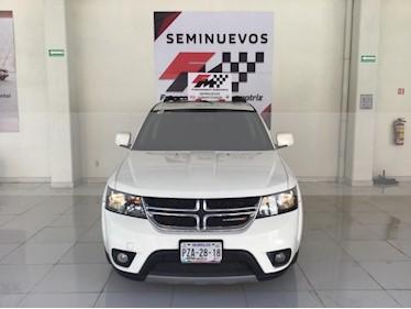 Foto venta Auto usado Dodge Journey R-T 3.5L (2016) color Blanco precio $315,000
