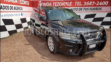 Foto venta Auto usado Dodge Journey R-T 3.5L (2012) color Negro precio $189,000
