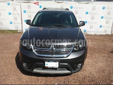 Foto venta Auto Seminuevo Dodge Journey R-T 3.5L (2014) color Gris Grafito precio $255,000