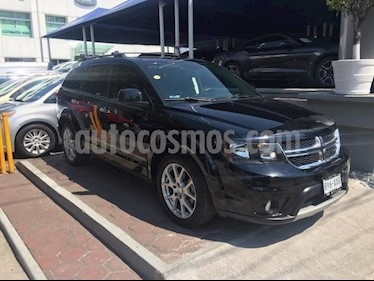 Foto venta Auto usado Dodge Journey R-T 3.6L NAV DVD (2015) color Negro precio $289,000