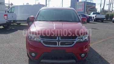 Foto venta Auto usado Dodge Journey R-T 3.6L NAV DVD (2016) color Rojo precio $335,000