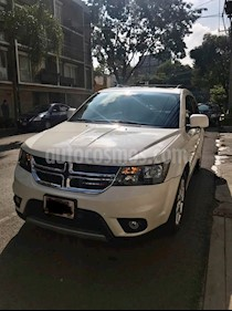 Dodge Journey R-T 3.6L NAV DVD usado (2015) color Blanco Perla precio $264,900