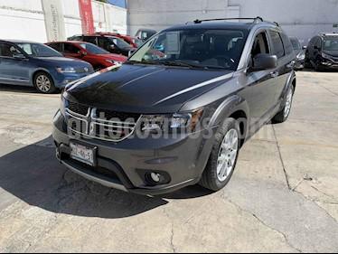 Foto venta Auto usado Dodge Journey R-T 3.6L NAV DVD (2015) color Gris precio $270,000
