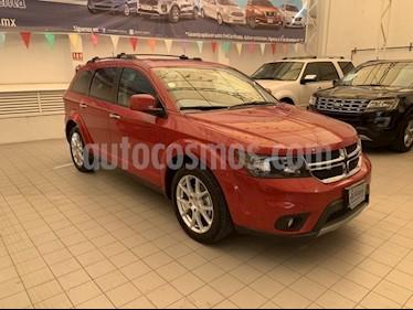 Foto venta Auto usado Dodge Journey R-T 3.6L NAV DVD (2016) color Rojo precio $317,000