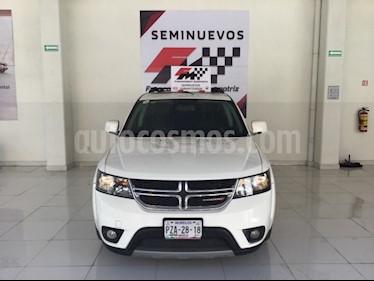 Foto venta Auto usado Dodge Journey R-T 3.6L NAV DVD (2016) color Blanco Perla precio $315,000