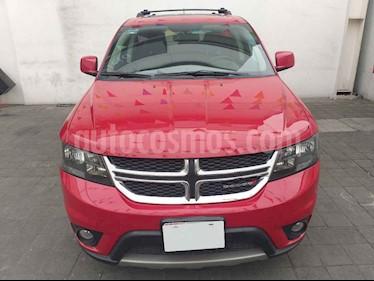 Foto venta Auto usado Dodge Journey R-T 3.6L NAV DVD (2016) color Rojo precio $275,000