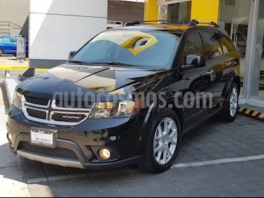 Foto venta Auto usado Dodge Journey R-T 3.6L NAV DVD (2014) color Negro precio $260,000