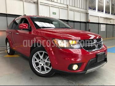 Foto venta Auto Seminuevo Dodge Journey R-T 3.6L NAV DVD (2015) color Rojo precio $340,000