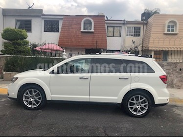 Foto Dodge Journey R-T 3.6L NAV DVD usado (2013) color Blanco precio $230,000