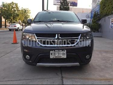 Foto venta Auto usado Dodge Journey R-T 3.6L NAV DVD (2015) color Negro precio $279,000