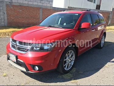 Foto venta Auto usado Dodge Journey R-T 3.6L Plus (2014) color Rojo Cerezo precio $225,000