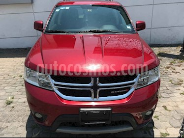 Foto venta Auto usado Dodge Journey R-T 3.6L (2011) color Rojo precio $180,000