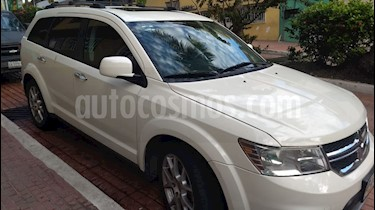 Dodge Journey R-T 3.6L usado (2013) color Blanco precio $200,000