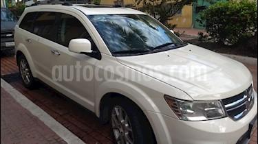 Foto Dodge Journey R-T 3.6L usado (2013) color Blanco precio $200,000