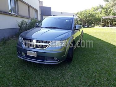 Foto venta Auto usado Dodge Journey RT 2.7 (2009) color Gris Metalico precio $366.500