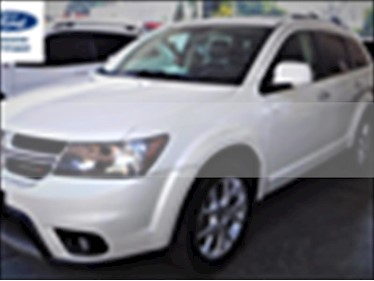 Foto Dodge Journey RT V6/3.6 AUT usado (2015) color Blanco precio $255,000