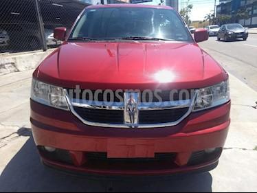 Dodge Journey R/T usado (2010) color Rojo precio $625.000