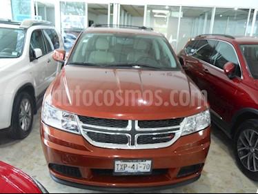 Foto venta Auto Seminuevo Dodge Journey SE 2.4L 7 Pasajeros (2012) color Naranja precio $190,000