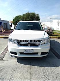 Dodge Journey SE 2.4L 7 Pasajeros usado (2014) color Blanco precio $190,000