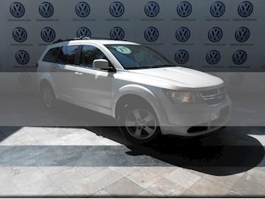 Foto venta Auto usado Dodge Journey SE 2.4L 7 Pasajeros (2017) color Blanco Perla precio $279,000