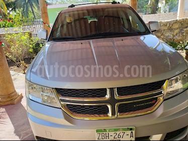 Foto venta Auto usado Dodge Journey SE 2.4L 7 Pasajeros (2013) color Plata precio $190,000