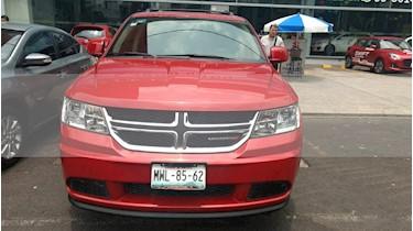 Foto venta Auto usado Dodge Journey SE 2.4L 7 Pasajeros (2016) color Rojo precio $248,000