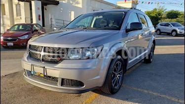 Foto venta Auto usado Dodge Journey SE 2.4L 7 Pasajeros (2018) color Plata precio $331,900