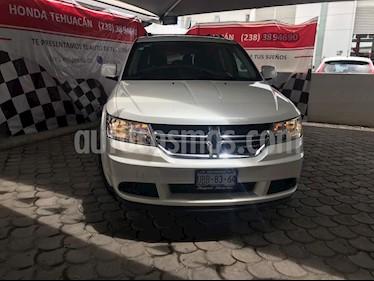 Foto venta Auto usado Dodge Journey SE 2.4L 7 Pasajeros (2018) color Blanco Perla precio $335,000