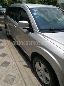 Dodge Journey SE 2.4L 7 Pasajeros usado (2014) color Plata precio $170,000