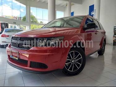 foto Dodge Journey SE 2.4L 7 Pasajeros usado (2018) color Rojo precio $308,900