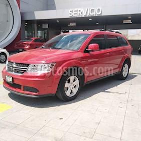 Foto venta Auto usado Dodge Journey SE 2.4L 7 Pasajeros (2017) color Rojo precio $289,000