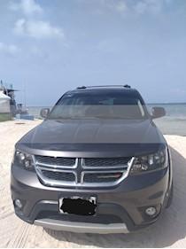Foto venta Auto usado Dodge Journey SE 2.4L 7 Pasajeros (2014) color Gris precio $250,000