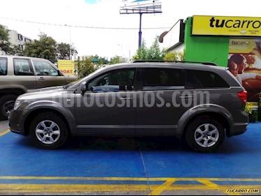 Foto venta Carro usado Dodge Journey SE 2.4L 7P Aut (2012) color Gris precio $39.000.000
