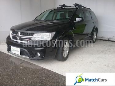 Foto venta Carro usado Dodge Journey SE 2.4L 7P Aut (2014) color Negro precio $47.990.000