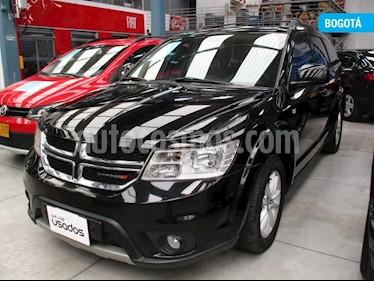Foto venta Carro usado Dodge Journey SE 2.4L 7P Aut  (2015) color Negro precio $73.000.000