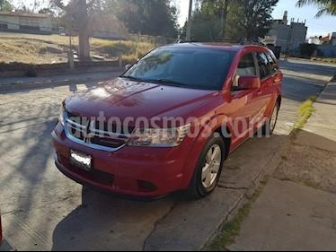 Foto venta Auto usado Dodge Journey SE 2.4L (2016) color Rojo Adrenalina precio $250,000