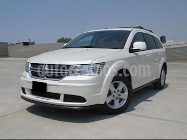 Foto venta Auto usado Dodge Journey SE 2.4L (2015) color Blanco Perla precio $235,000