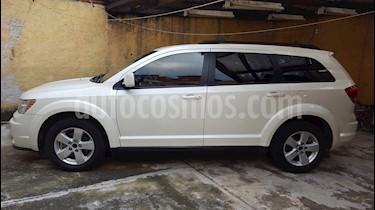 Dodge Journey SE 2.4L usado (2015) color Blanco Perla precio $200,000