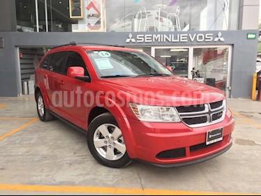 Foto venta Auto Seminuevo Dodge Journey SE 2.4L (2014) color Rojo Adrenalina precio $200,000