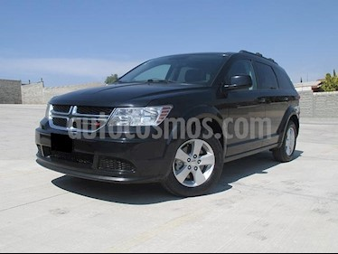 Foto venta Auto usado Dodge Journey SE 2.4L (2014) color Negro precio $213,000