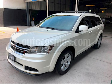 Foto venta Auto usado Dodge Journey SE 2.4L (2013) color Blanco Perla precio $189,900