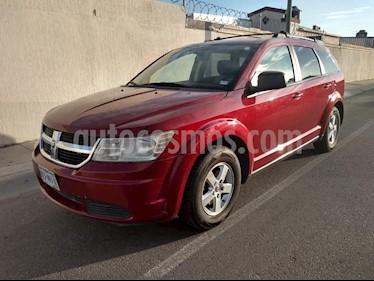 Dodge Journey SE 2.4L usado (2009) color Rojo precio $115,000