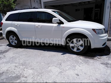 Dodge Journey SE 2.4L usado (2014) color Blanco precio $165,000
