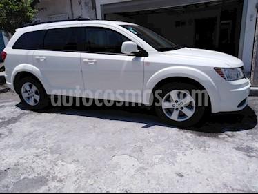 Foto venta Auto usado Dodge Journey SE 2.4L (2014) color Blanco precio $165,000