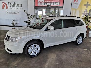 Foto venta Auto Seminuevo Dodge Journey SE 2.4L (2015) color Blanco precio $239,000